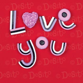 M06 love you allsorts