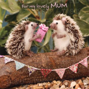 W88 mum hedgehog